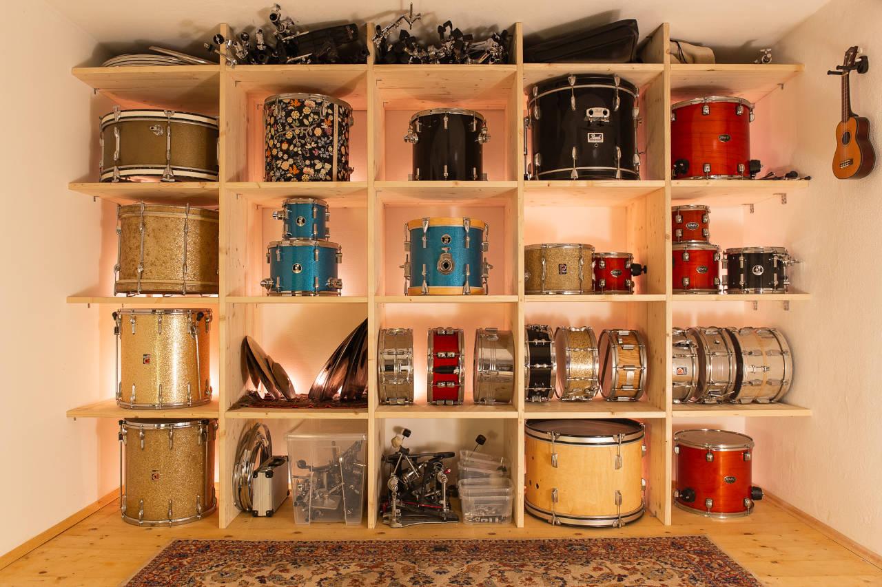 Zonkey Studio Drums